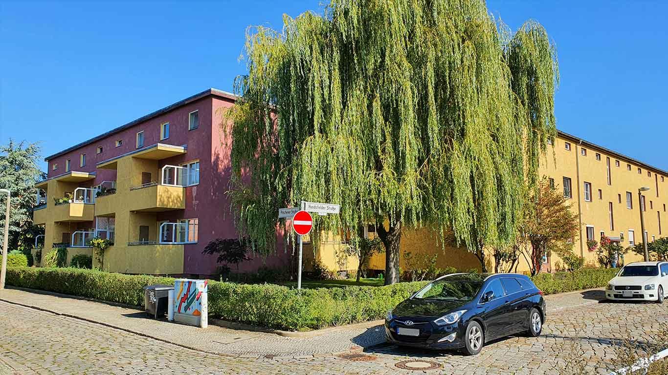 Foto Hundsfelder Straße