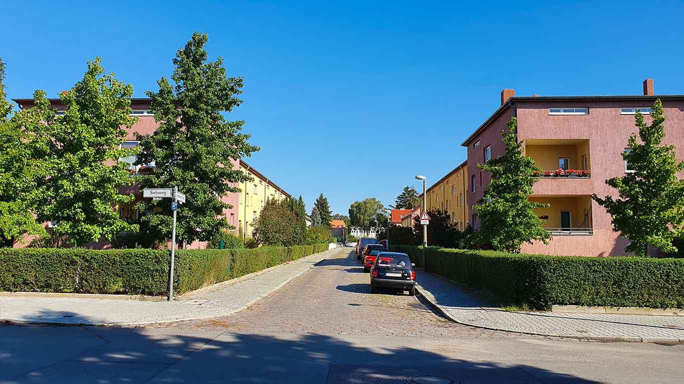 Foto Siebweg / Sausenberger Straße