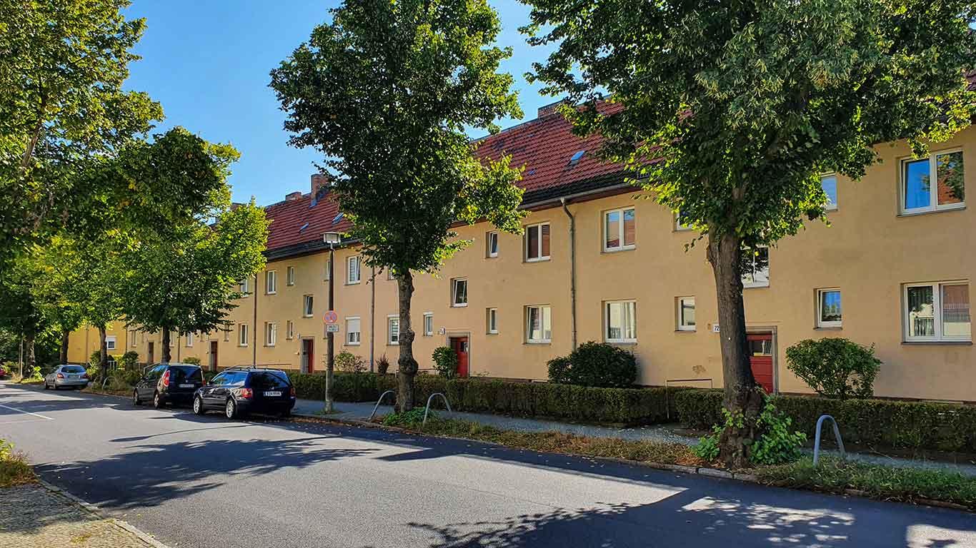 Foto Dahmestraße