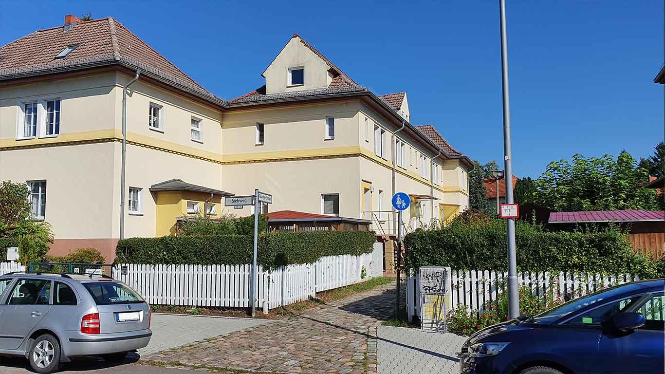 Foto Siebweg / Quaritzer Straße