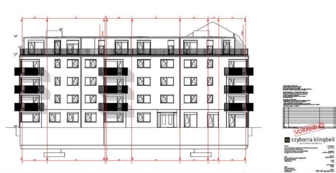 Neubau Planung